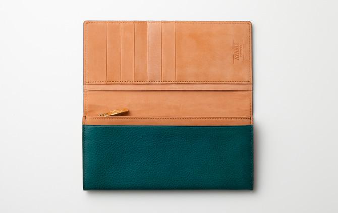 ポルタフォーリオ クラシコのカードポケット