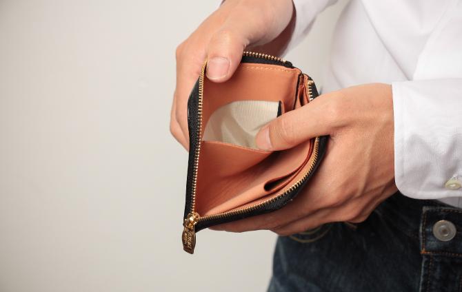 ポルタフォーリオ フォルマエッレのカードポケット